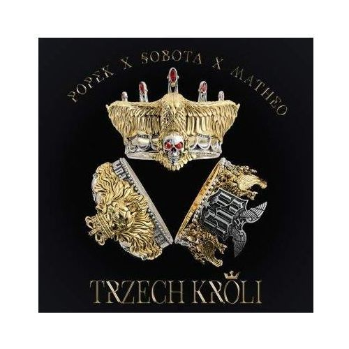 Trzech Króli (CD) - Popek, Matheo, Sobota (9788364745270)