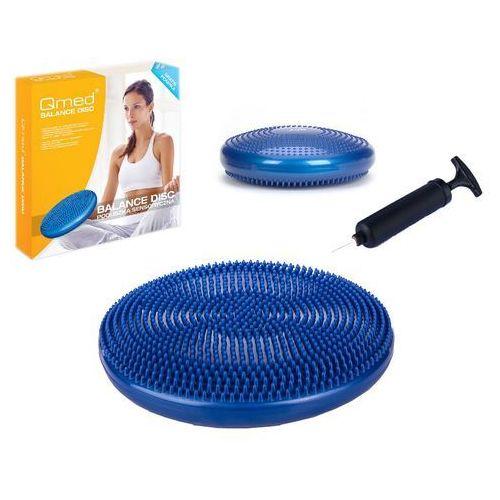 Poduszka sensoryczna Qmed z wypustkami, dysk sensoryczny do ćwiczeń