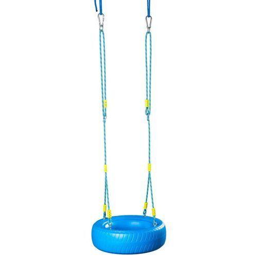 Woody huśtawka opona - niebieska (8591864918614)