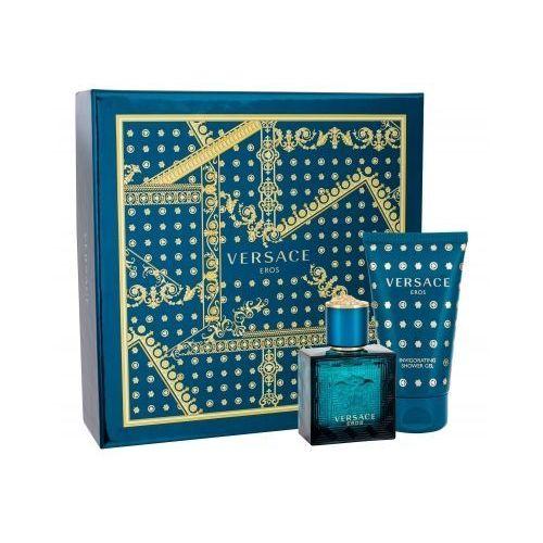 Versace Eros zestaw Edt 30 ml + 50 ml Żel pod prysznic dla mężczyzn (8011003814541)