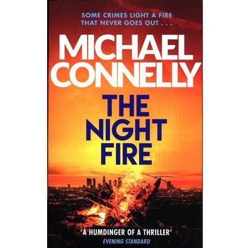 The Night Fire - Connelly Michael - książka, Orion