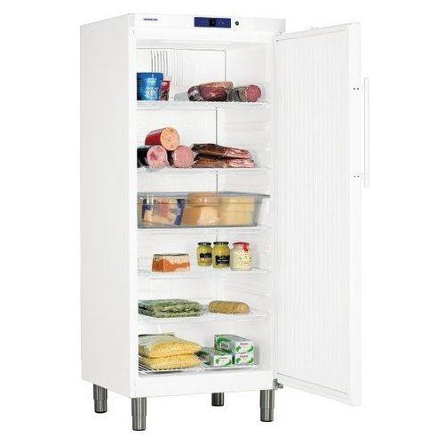 Liebherr Szafa chłodnicza z chłodzeniem obiegowym | -2°c +15°c | gn 2/1 | 437l | 750x750x(h)1864mm
