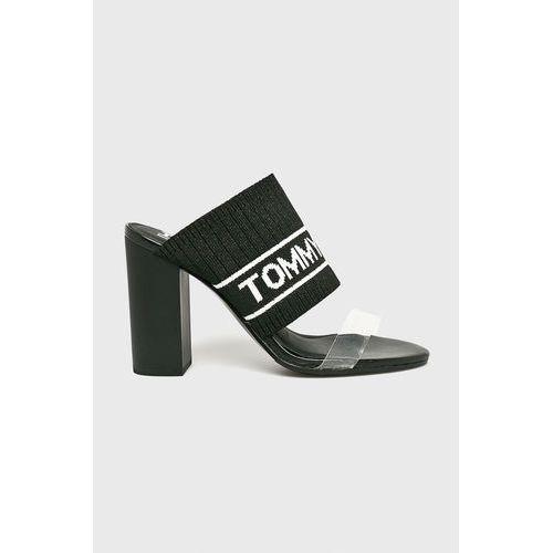 1732eb1ffd7a0 Japonki - Retro Beach Sandal EN0EN00319 Black Iris 431 (Tommy Jeans ...