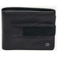 portfel REELL - Strap Leather Black Black (Black ) rozmiar: OS