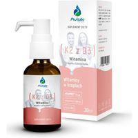 Witamina K2 (Vita MK7) 20uq + D3 500IU + E3,2IU Olive (NAJMOCNIEJSZA NA RYNKU) 30 ml