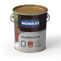 podkład chlorokauczukowy czerwony tlenkowy 5l darmowa dostawa marki Nobiles
