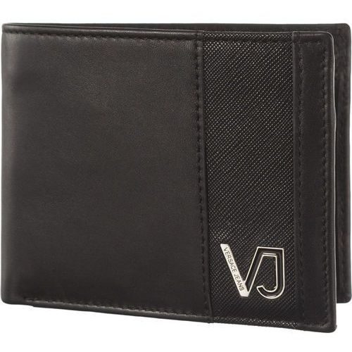 6b19858a66b34 Portfel linea a dis. 3 e3yrbpa370699899 black marki Versace jeans - 1