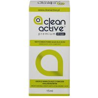 Clean active premium drops 15 ml marki Disop