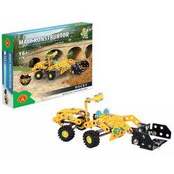 Alexander mały konstruktor - maszyny budowlane - rocky ładowarka