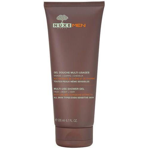 Nuxe men men żel pod prysznic do wszystkich rodzajów skóry (multi-use shower gel) 200 ml - Sprawdź już teraz