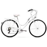 """Rower Romet Vintage D L Biały 2019 - Damski 20"""" Biały"""
