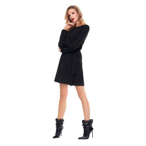 9ef058edbf Sukienka Tivoli w kolorze czarnym