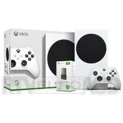 Xbox series s + karta rozszerzeń seagate storage expansion card 1tb marki Microsoft