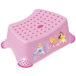 OKT KIDS Princess różowy step stool Podest