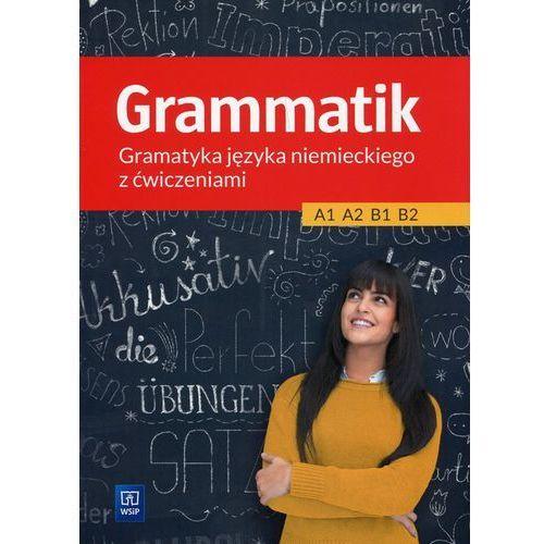 Grammatik. Gramatyka języka niemieckiego z ćw WSiP, WSiP