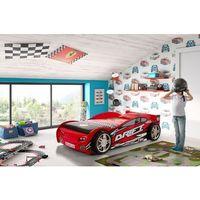 Vipack Łóżko auto samochód special drift car - łóżko dla dziecka, dla chłopca (5420070220903)