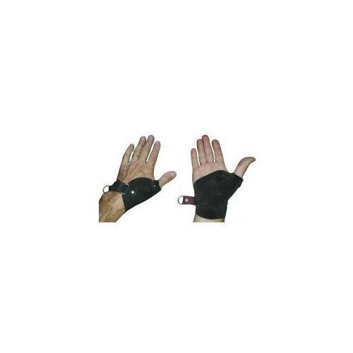 Specjalne rękawiczki do jazdy na wózku inwalidzkim Kacperek