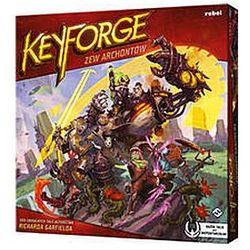 Keyforge zew archontów pakiet startowy marki Rebel