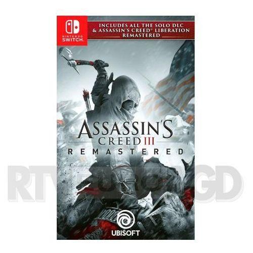 Assassins Creed III Remastered + Liberation Remastered
