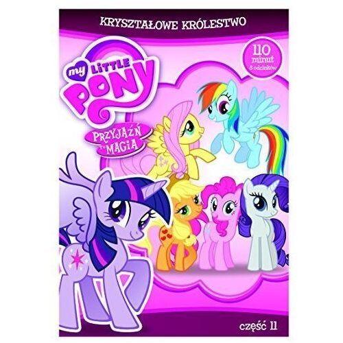My Little Pony: Przyjaźń to magia. Część 11 (Płyta DVD) (7321997610540)