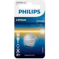 Philips Bateria pastylkowa  cr2032/01b lithium