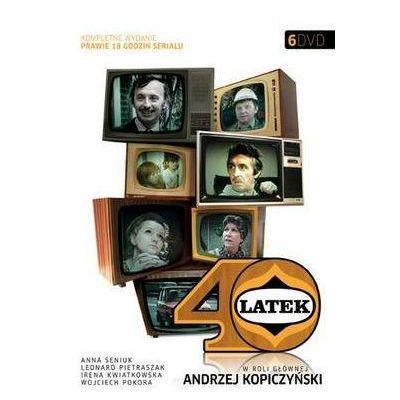Seriale, telenowele, programy TV GALAPAGOS Films InBook.pl