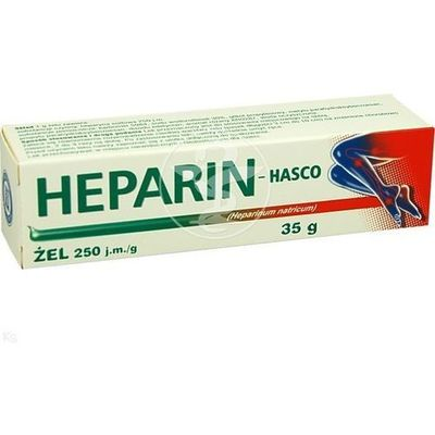 Leki na żylaki HASCO-LEK
