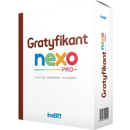 Program Insert Gratyfikant nexo PRO (GNP50) Darmowy odbiór w 21 miastach! (5907616102942)