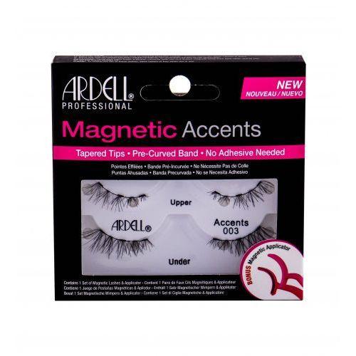 Ardell magnetic accents accents 002 sztuczne rzęsy 1 szt dla kobiet black - Super rabat