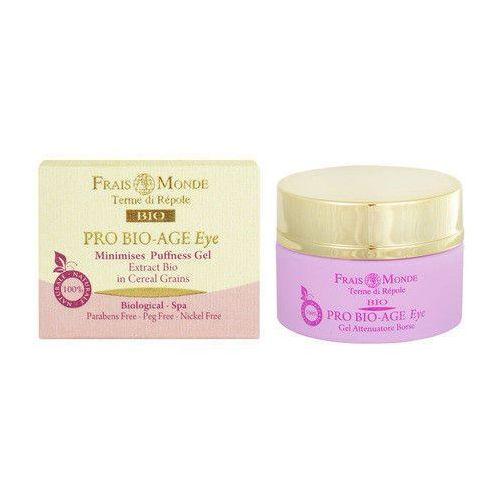 Pro bio-age minimises puffness eye gel 30ml w krem pod oczy Frais monde