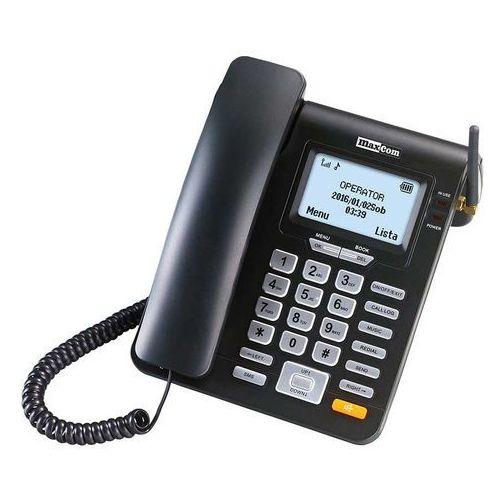 Telefon stacjonarny MAXCOM Comfort MM28D HS (5908235974033)