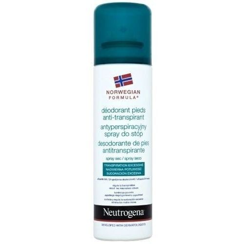 Neutrogena spray do stóp 150ml Johnson&johnson - Najlepsza oferta