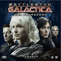 Galakta Battlestar galactica - pegasus