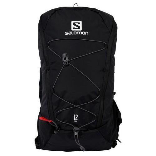 agile 12 plecak czarny 2019 plecaki do biegania marki Salomon