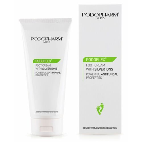 Podopharm podoflex foot cream with silver ions krem do stóp z jonami srebra - Super oferta