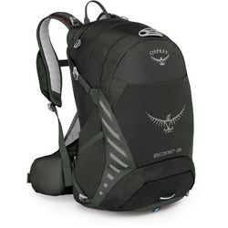 Osprey escapist 25 plecak s/m, black 2020 plecaki rowerowe