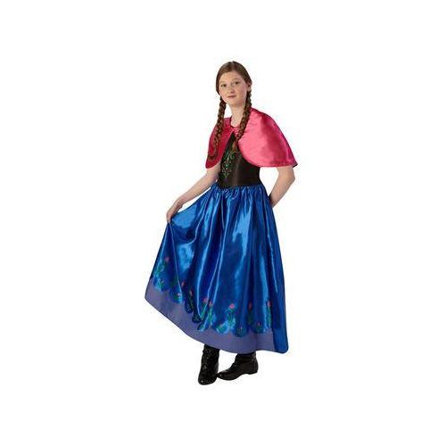 64b6f0a5edbdcb Zobacz w sklepie Kostium frozen anna deluxe dla dziewczynki - 9-10 lat  Rubies