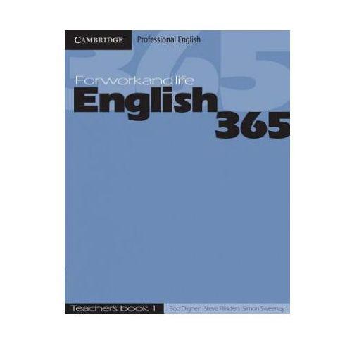 English 365 1. Książka Nauczyciela (128 str.)