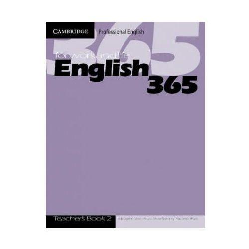 English 365 2 Książka Nauczyciela, Cambridge University Press