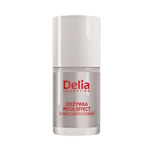 Delia 11ml odżywka do paznokci mega effect