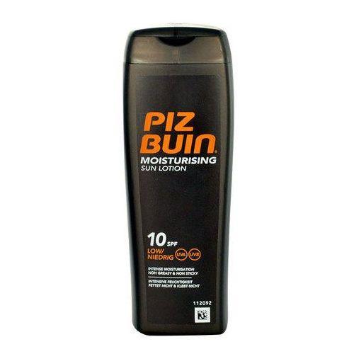 Piz buin moisturising spf10 preparat do opalania ciała 200 ml dla kobiet