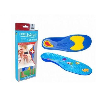 Wkładki do butów FootWave Pielęgnacja Obuwia i Galanterii Skórzanej