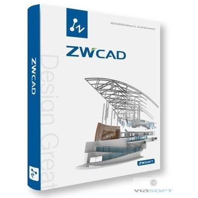 Programy graficzne i CAD ZwSOFT Viasoft