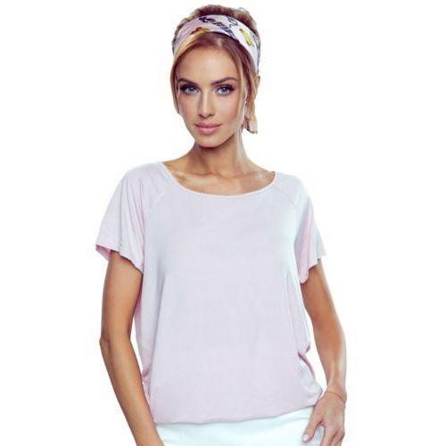 Ilza koszulka damska romantica active jasny róż - jasny róż, Eldar