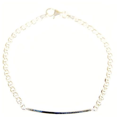d19a87dc822555 Bransoletka srebrna pozłacana SB.020.02 Biżuteria damska ze srebra ...