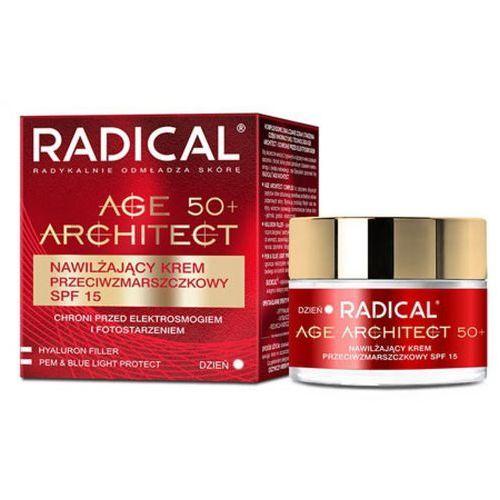 Farmona radical age architect 50+ nawilżający krem przeciwzmarszczkowy spf15 - Znakomity rabat