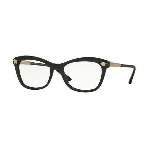 Versace Okulary korekcyjne ve3224 gb1