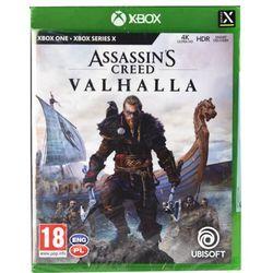 Assassin's creed valhalla złota edycja xbox one marki Ubisoft