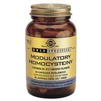 Kapsułki SOLGAR Modulatory homocysteiny - 60 kapsułek wegetariańskich