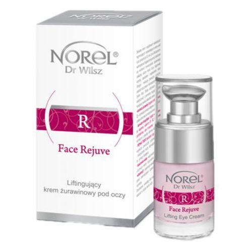 Face rejuve lifting eye cream liftingujący krem żurawinowy pod oczy (dz171) Norel (dr wilsz)